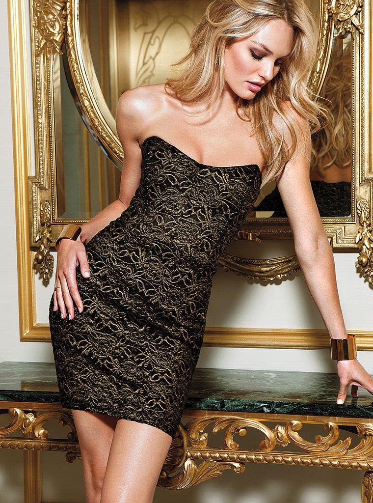 Платье Виктория Сикрет