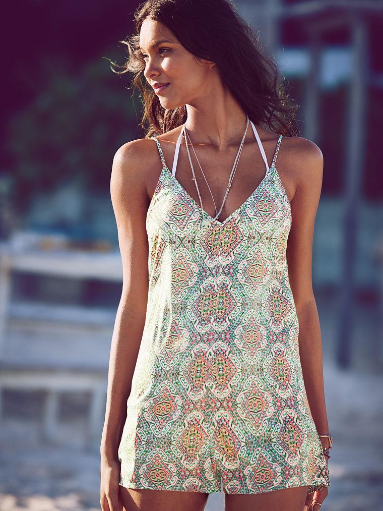 Пляжная одежда Виктория Сикрет купить в интернет-магазине