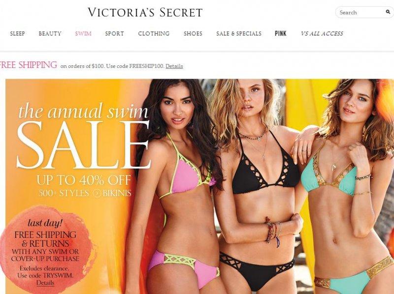 продажа с дисконтом купальников Victoria Secret, фото