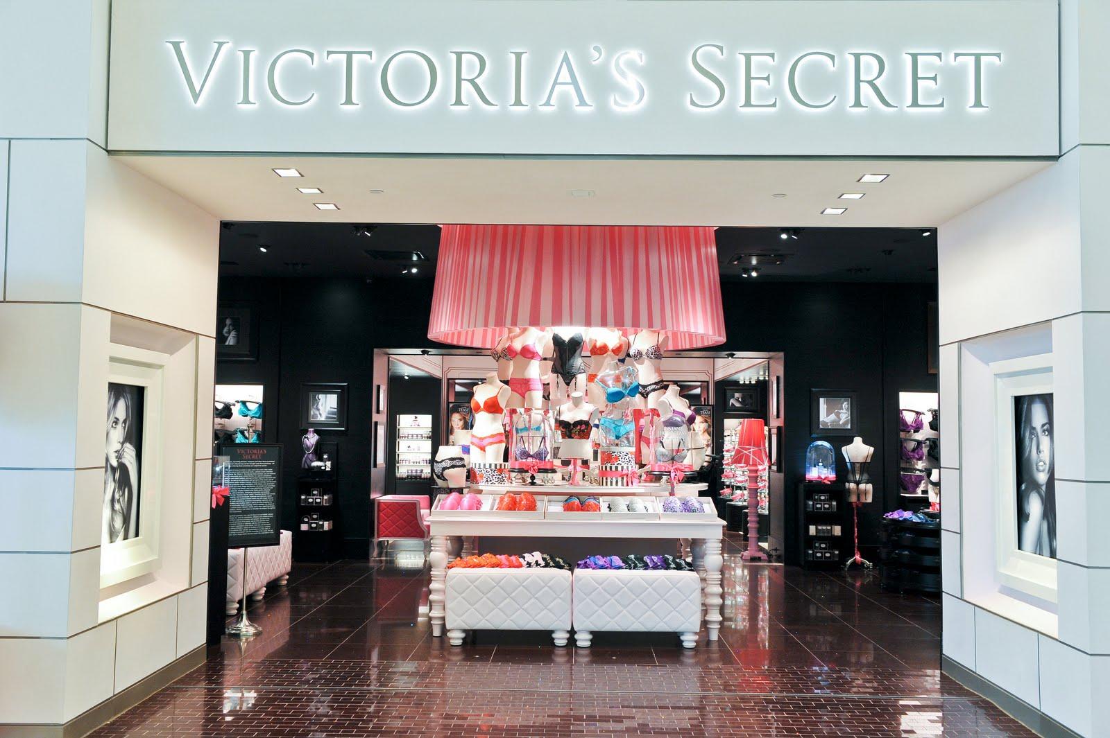 фотография магазина виктория сикрет