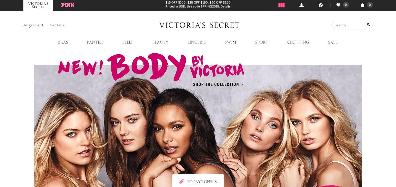 Фотография моделей Виктория сикрет