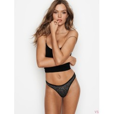 Трусики танга VICTORIA'S SECRET HIGH-LEG THONG PANTY