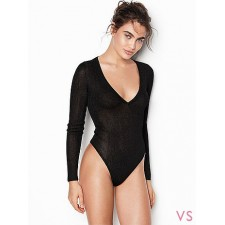 Боди ВИКТОРИЯ СИКРЕТ V-NECK BODYSUIT